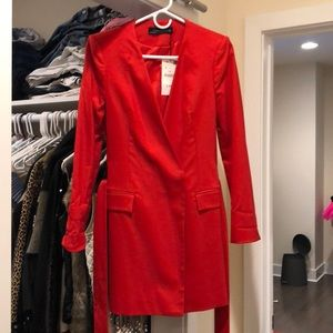 Zara blazer dress NWT